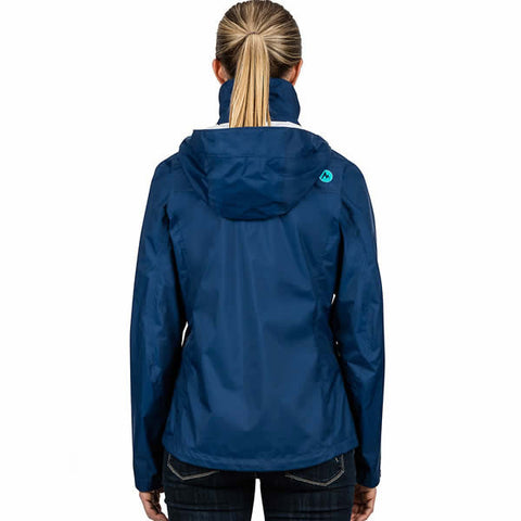 Marmot Women's Precip Jacket - Lightweight, Waterproof, Windproof and Breathable - Seven Horizons