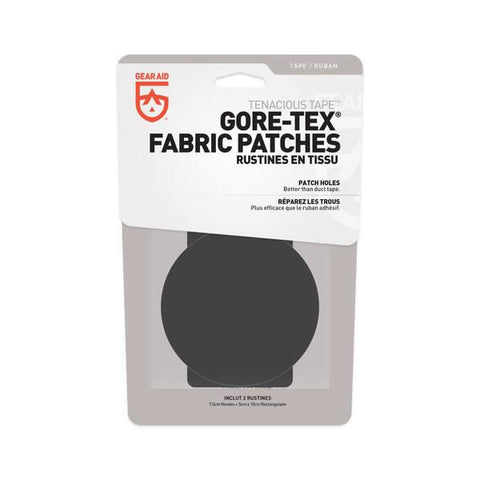 McNett Gear Aid Gore-Tex Patch in Packaging