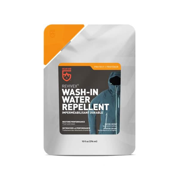 McNett Gear Aid Wash In Water Repellent in packet