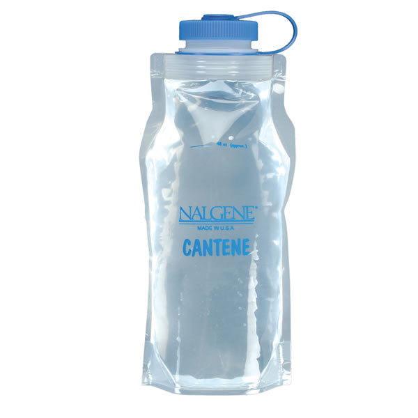 Nalgene Wide Mouth Cantene 1500 ml Collapsible Water Bottle - Seven Horizons