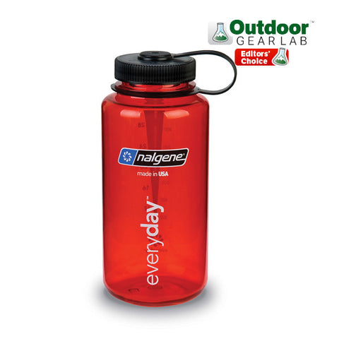 Nalgene Wide Mouth 1L Water Bottle