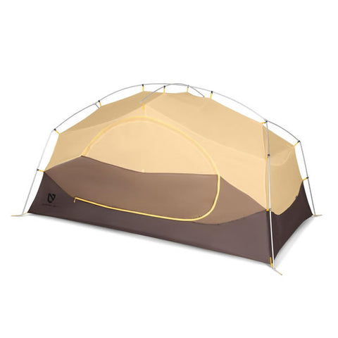 Nemo Aurora Storm 3P: 3 Person Hiking / Backpacking Tent with Footprint