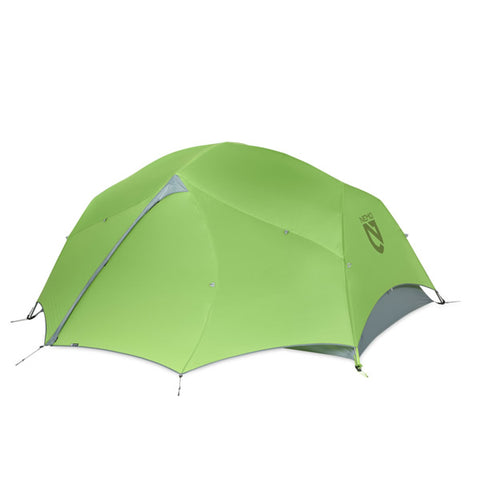 Nemo Dagger 2P Ultralight Backpacking Tent fly with vestibule closed