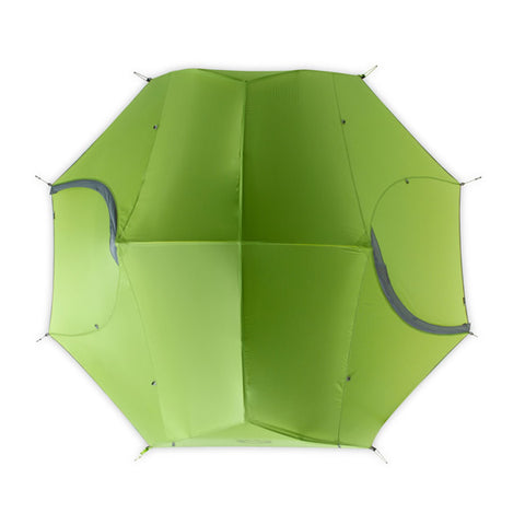 Nemo Dagger 2P Ultralight Backpacking Tent Fly top view