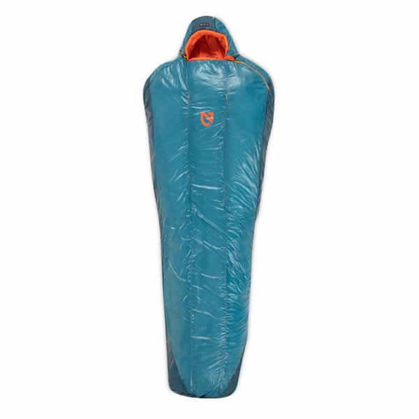 Nemo Kyan Men's Vented -6 Degree Synthetic Sleeping Bag Abyss Flare