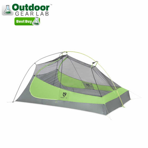 Nemo Hornet 2P: 2 Person Ultralight Backpacking / Hiking Tent 2019