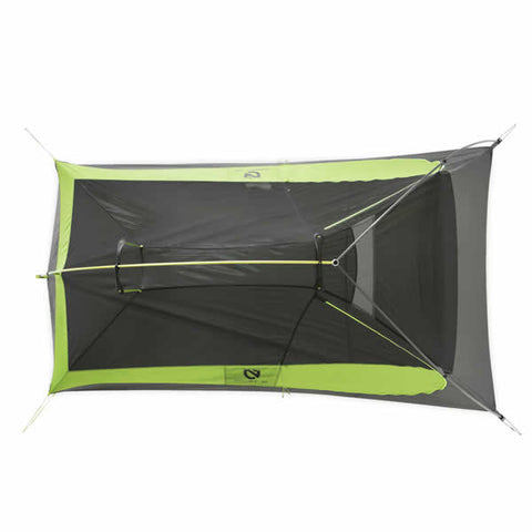 Nemo Hornet 2 Person Ultralight Hiking Tent inner top view