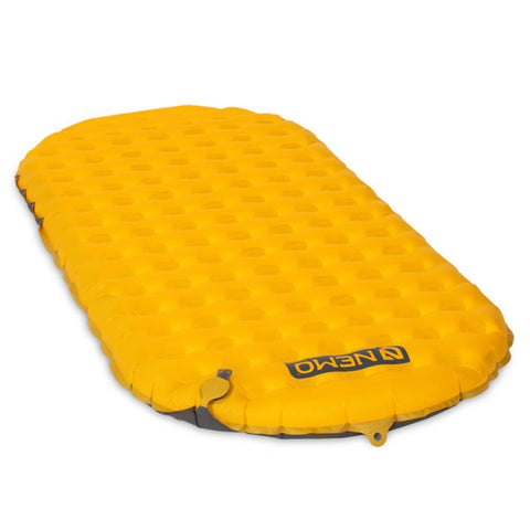 Nemo Tensor Ultralight Insulated Short Mummy Sleeping Mat