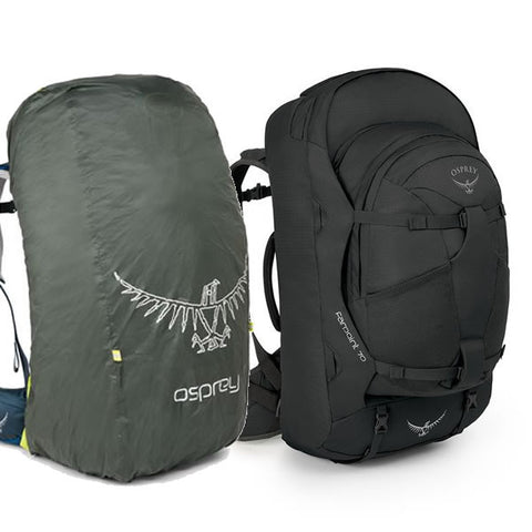 3c69f9f0e3 Osprey Farpoint 70 Litre Travel Backpack with Free Raincover ...