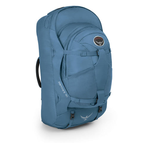 Osprey Farpoint 70 Litre Travel Backpack Caribbean Blue