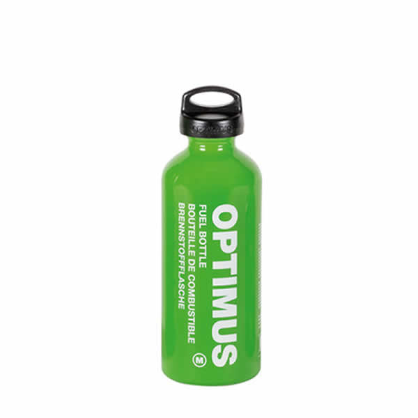 Optimus 600 ml fuel bottle with lid