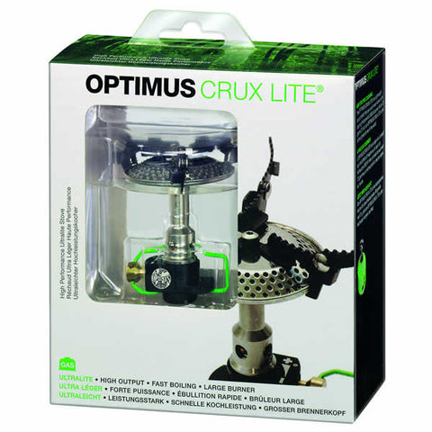 Optimus Crux Lite Hiking Stove - Seven Horizons