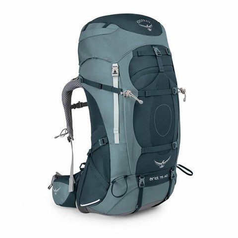 Osprey Ariel AG 75 Litre with free hydration bladder and airporter cover