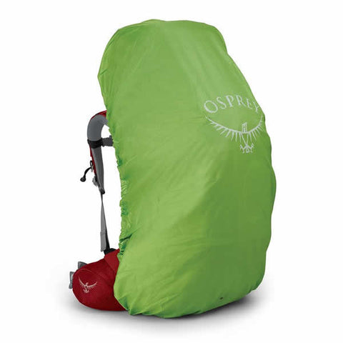Osprey Ariel Plus 70 Litre Women's Hiking Mountaineering Backpack raincover