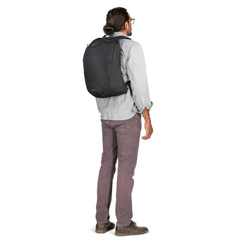 "Osprey Centauri 22 Litre Commute Daypack with 15"" Padded Laptop Sleeve"