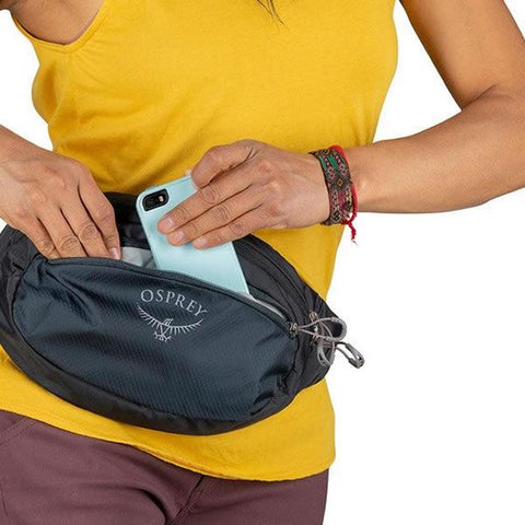 Osprey Daylite Waist Pack in use