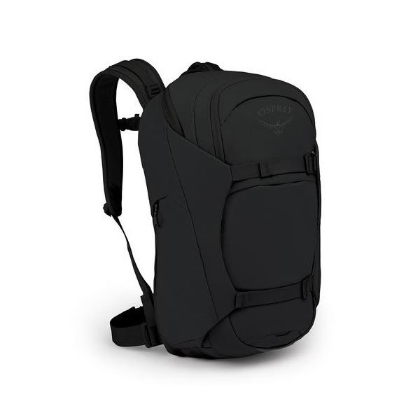 Osprey Metron 26 Litre Cycling Commute Daypack Black