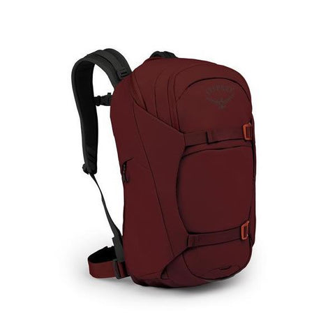 Osprey Metron 26 Litre Cycling Commute Daypack Red Crimson
