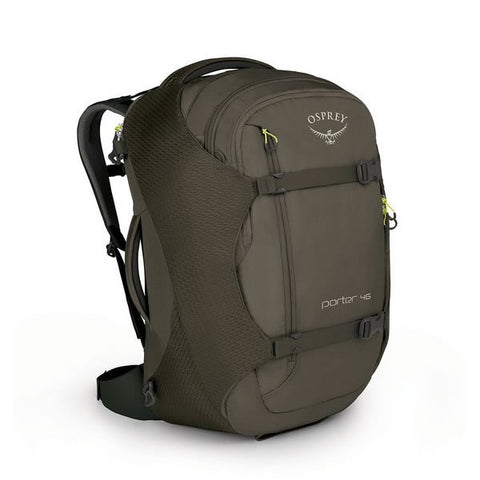 Osprey Porter 46 Litre Travel Backpack Castle Grey