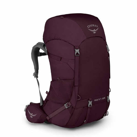 Osprey Renn 65 Litre Women's Hiking Backpack Aurora Purple