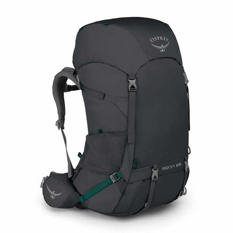 Osprey Renn 65 Litre Women's Hiking Backpack Cinder Grey