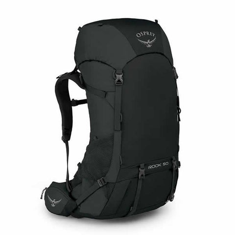 Osprey Rook 60 Litre Men's Hiking Backpack black