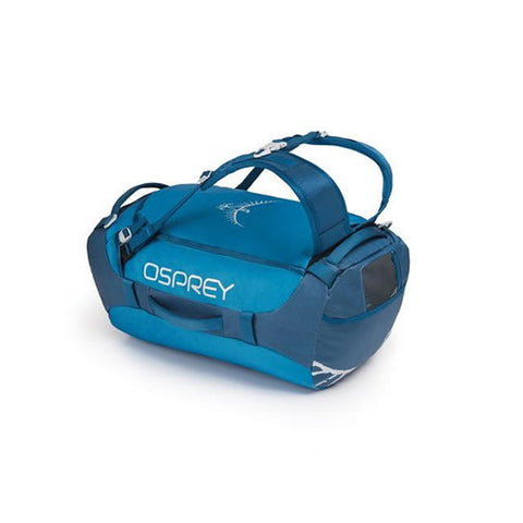 Osprey Transporter 40 Litre Expedition Duffel Bag Kingfisher Blue