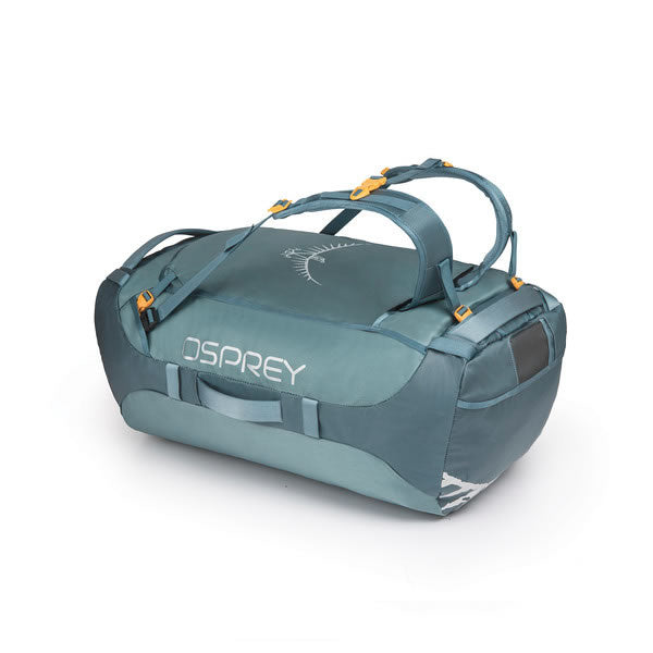 Osprey Transporter 95 Litre Expedition Duffle Bag Keystone Grey