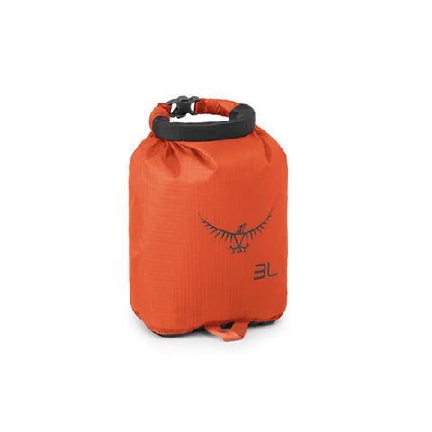 Osprey Ultralight Dry Sack 3 Litre - Waterproof Stuff Sack - Seven Horizons
