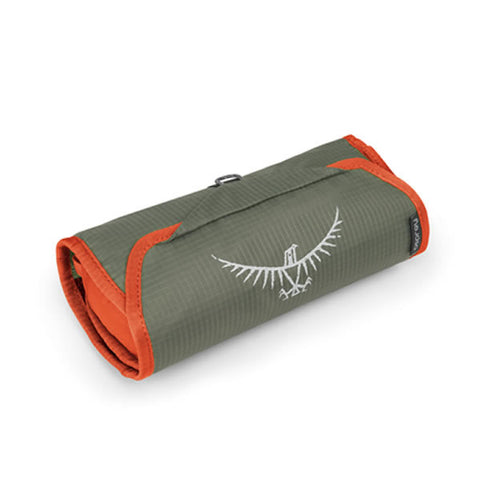 Osprey Ultralight Washbag Roll- Hanging Rolled Toiletry Bag - Seven Horizons