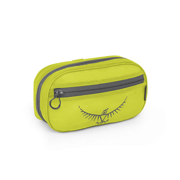Osprey Ultralight Washbag Zip - Hanging Zippered Toiletry Bag - Seven Horizons