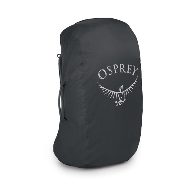 Osprey AirCover Backpack Cover and Raincover Shadow Grey