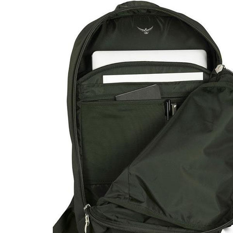 Osprey Arcane Large Day Pack Haybale Green laptop sleeve