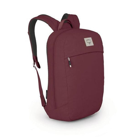 Osprey Arcane Large Day Pack Mud Red