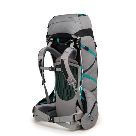 Osprey Ariel Pro 65 Litre Women's Backpack Voyager Grey harness