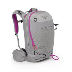 Osprey Kresta 20 Litre Womens backcountry riding back pack twilight grey