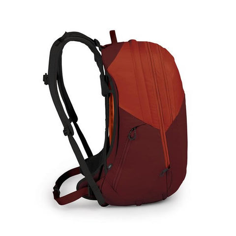 Osprey Radial 34 Litre Commute Backpack side view