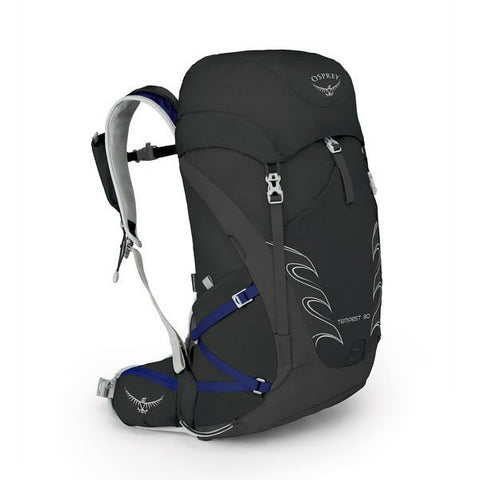 Osprey Tempest 30 Womens Hiking Backpack black