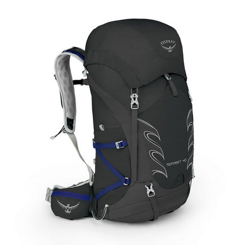 Osprey Tempest 40 Litre Hiking Backpack Black