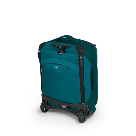Osprey Transporter Wheeled Global Carry On back view