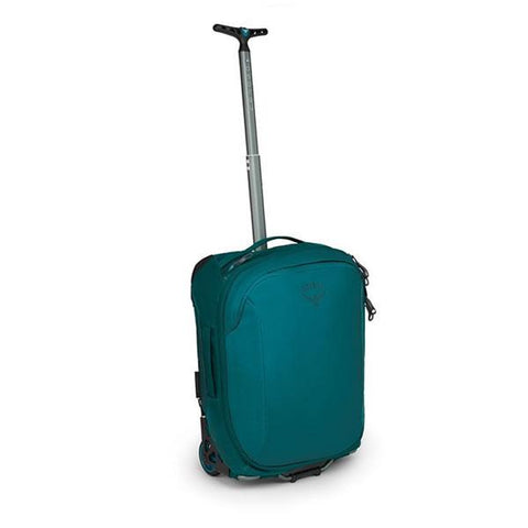 Osprey Transporter Wheeled Global Carry On westwind teal
