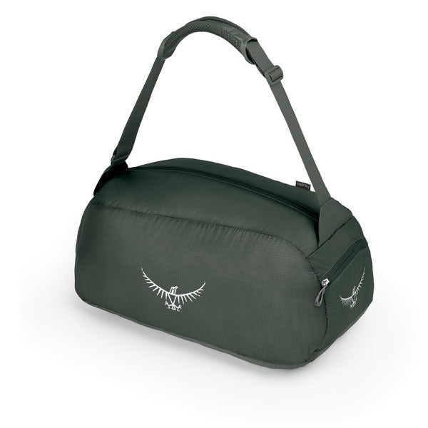 Osprey Ultralight Stuff Duffel Packable Duffle Bag Shadow Grey