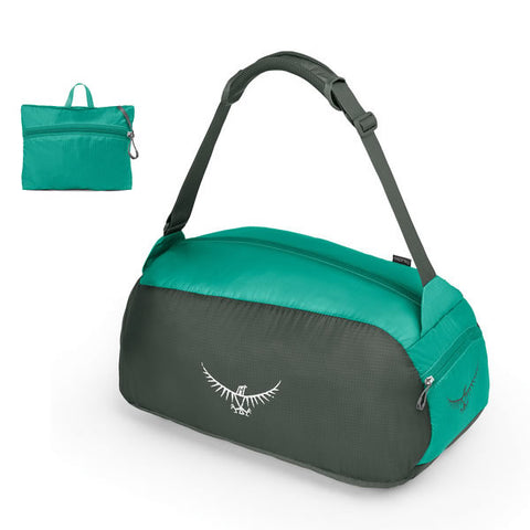 Osprey Ultralight Stuff Duffel Packable Duffle Bag Tropic Teal