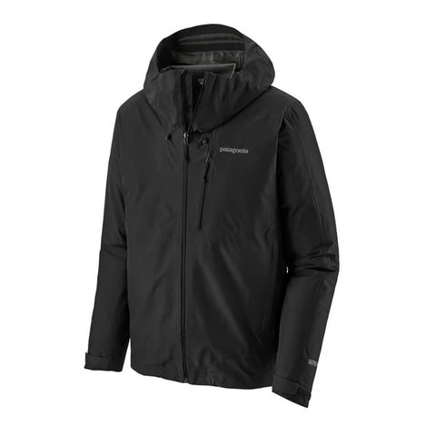 Patagonia Men's Calcite Gore-Tex Jacket Black
