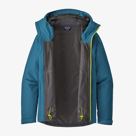 Patagonia Men's Calcite Gore-Tex Jacket unzipped