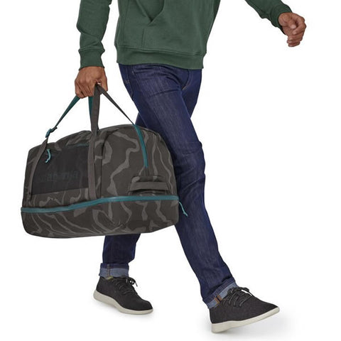 Patagonia Planing Duffel Bag 55 Litres in use