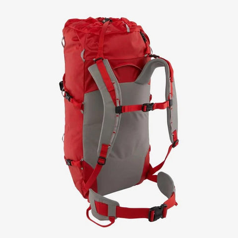 Patagonia Ascensionist climbing mountaineering daypack 35 litres harness