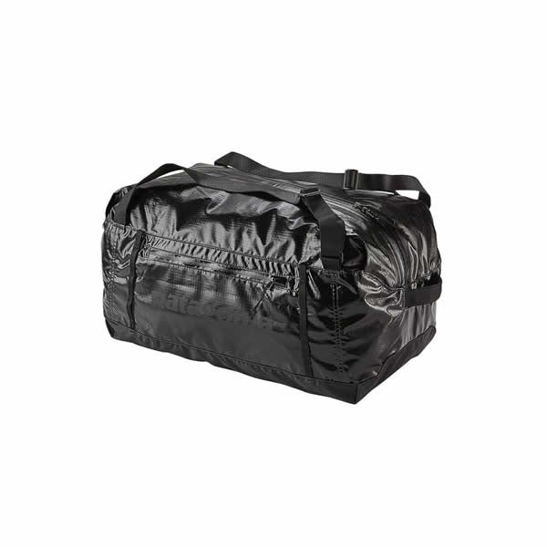 Patagonia Lightweight Black Hole Packable Duffle / Duffel Bag 30 Litre Black