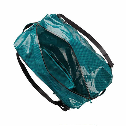 Patagonia Lightweight Black Hole Packable Duffle / Duffel Bag 30 Litre zip top opening
