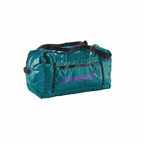 Patagonia Lightweight Black Hole Packable Duffle / Duffel Bag 30 Litre true teal